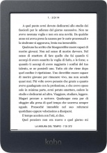 "Kobo N306-KU-BK-K-EP Ebook Reader 6"" Touch 8 GB Wifi USB 2.0 Nero  Nia Black"