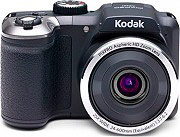 "Kodak Fotocamera Digitale Bridge 16 Mpx CCD 3"" HDMI Video HD Nero AZ252BK PixPro"