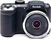 "Kodak AZ252BK Fotocamera Digitale Bridge 16 Mpx CCD 3"" HDMI Video HD Nero  PixPro"