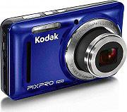 Kodak Fotocamera Digitale Compatta 16Mpx Zoom ottico 5x Video HD FZ53BL Pixpro