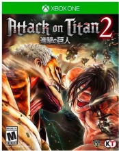 Koei Tecmo 1025163 Videogioco per Xbox One A.O.T.2 -Attach On Titan 2 Azione 18+
