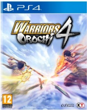 Koei Tecmo 1028347 Videogioco per PS4 Warriors Orochi 4 Azione 12+