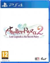 Koei Tecmo 1060184 Atelier Ryza 2: Lost Legends & The Secret Fairy Playstation 4