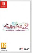 Koei Tecmo 1060185 Atelier Ryza 2: Lost Legends & The Secret Fairy Switch