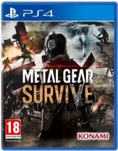 KONAMI SP4M11 Videogioco per PS4 Metal Gear Survive Survival game, Avventura 18+