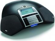 Konftel 910101065 Telefono Fisso con Vivavoce Nero Argento  250