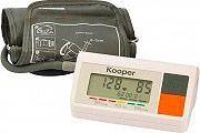 Kooper 2413485 Misuratore di pressione da braccio 90 memorie Display LCD Medisan