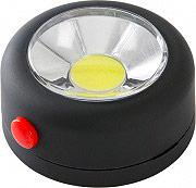 Kwb Torcia a LED COB Lampada da lavoro Tonda Clip Calamita Ø 6.5 cm 948412