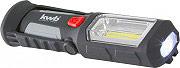 Kwb Torcia a LED COB Lampada da lavoro Clip e Calamita lunghezza 22.5 cm 948595