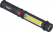 Kwb Torcia a LED COB Lampada da lavoro Clip e Calamita lunghezza 16.5 cm 948695