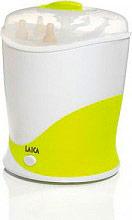 LAICA BC1005E Sterilizzatore Biberon 6 Bottiglie colore Bianco  Giallo - BC1005