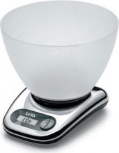 LAICA Bilancia Cucina Digitale Elettronica Massimo Peso Rilevabile 5 Kg BX 9240
