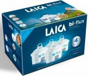 LAICA F4S Confezione N° 4 Filtri Caraffa Laica Bi-Flux