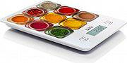 LAICA KS1040W Bilancia da cucina digitale elettronica 5 Kg Vetro Temperato
