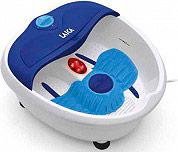 LAICA Massaggiatore Plantare Idromassaggiatore infrarossi e idrobolle PC1009B