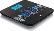 LAICA PS1059L Bilancia pesapersone digitale elettronica 180 Kg Vetro temperato