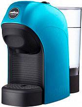 LAVAZZA 18000179 Macchina Caffè Espresso Automatica Capsule A modo mio Azzurro LM800 Tiny
