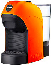 LAVAZZA 18000185 Macchina Caffè Espresso Automatica A modo mio Arancione LM800 Tiny