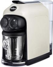 LAVAZZA 18000285 Macchina Caffè A Modo Mio Capsule Espresso Cappuccino Bianco Deséa