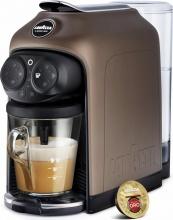 LAVAZZA 18000286 Macchina Caffè Capsule Espresso A Modo Mio + Cappuccinatore Deséa