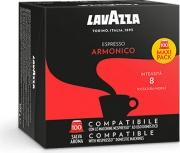 LAVAZZA 8150 Capsule Armonico 100 Pz Capsule Compatibili Nespresso