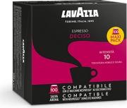 LAVAZZA 8151 Capsule Deciso 100 Pz Capsule Compatibili Nespresso