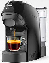 LAVAZZA 18000173 Macchina Caffè Espresso Capsule A Modo Mio 1 Tz Nero LM800 Tiny