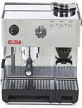 LELIT PL042EMI Macchina Caffè Espresso Grani Caffè Macinacaffè Cappuccino