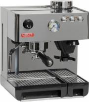 LELIT Macchina caffè Espresso Manuale Cialda Macinacaffè Anita PL042EM