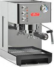 LELIT Macchina Caffè Espresso Manuale cialdepolvere Cappuccino Anna PL41EM