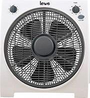 LEWE Ventilatore Box Fan da Tavolo o da Terra a Pale Timer - BIABO 30J