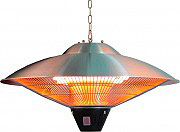 LEWE CLOUD Stufa elettrica alogena Lampada riscaldante esterno sospensione 2100W