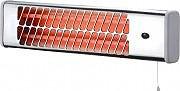 LEWE Stufa Stufetta elettrica parete Infrarossi Quarzo Max 1200W - HR12