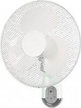 LEWE Ventilatore Parete Muro Telecomando a Pale Timer Oscillante WALLY 40RCL