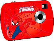 LEXIBOOK Fotocamera digitale compatta Bambini 1,3 Mpx 8Gb Spiderman LE-DJ018SP