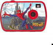 LEXIBOOK LE-DJ021SP Fotocamera digitale compatta Bambini 1,3 Mpx 8Gb Spiderman