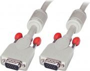 LINDY 36342 Cavo VGA Monitor 2 m VGA (D-Sub) Grigio