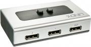 LINDY 38411 Switch DisplayPort 3 Porte