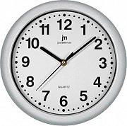 LOWELL 00710S Orologio da Parete ø 25 cm movimento al quarzo Silver Justaminute 00710G