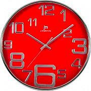 LOWELL Orologio da Parete Moderno ø 30 cm Movimento continuo Cassa ABS 00820