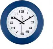 LOWELL 00836-B Orologio da Parete ø 30 cm Movimento Continuo Blu