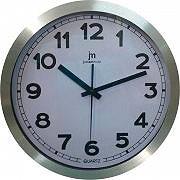 LOWELL Orologio da Parete ø 30 cm Movimento al Quarzo Quadrante Bianco - 14928B