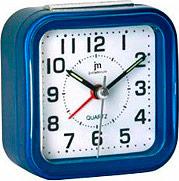 LOWELL JA7039A Orologio Sveglia Analogica Movimento al Quarzo colore Blu JA7039-A