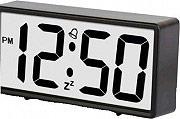 LOWELL JD9030CF-N Sveglia digitale quarzo Funzione Snooze col Nero