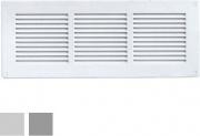 La Ventilazione GL30RG-Y Griglia Lamiera 340x140 Rete grigio
