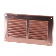 La Ventilazione GRA20R-Y Griglia Rame 240x140 Rete