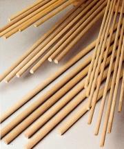 Lac APZ10 Spine In Legno Zigrinato mm 10 per cm 100 Pezzi 50