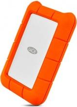 "Lacie Rugged USB-C 2TB Hard Disk esterno 2 Tb 2.5"" HDD Resistente Urti e Spruzzi STFR2000800"