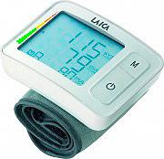 LAICA BM7003 Misuratore di Pressione da Polso Automatico Bluetooth App Dedicata