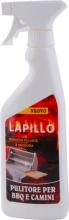 Lapillo 05549 Detergente Spray per Vetri Camini confezione 500 ml